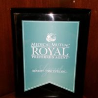 Medical Mutual Royal Preferred Agent 2012, 2013